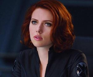 Scarlett Johansson, black widow, and Avengers image