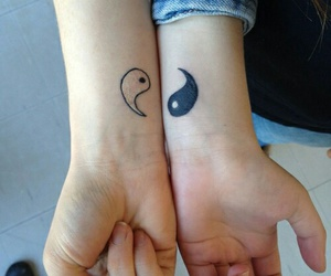 couple and Tattoos image