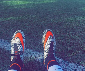 cleats, soccer, and neymar image