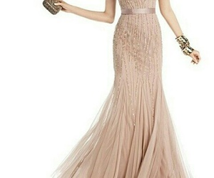 evening dress, cocktail dresses, and party dress image