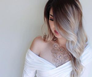beauty, fashion, and hairextensions image