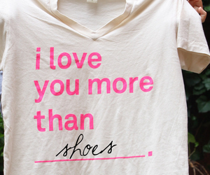 love, shoes, and pink image