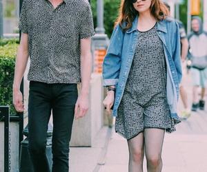 couple, together, and matt hitt image