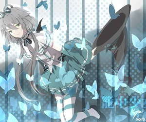 vocaloid and luo tianyi image
