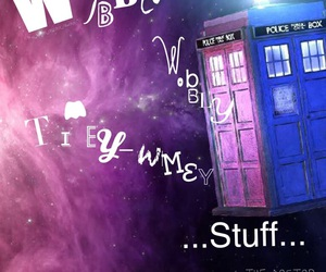 bbc, blink, and doctor who image