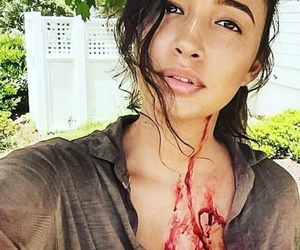 rosita and the walking dead image