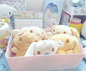 cinnamoroll, japan, and kawaii image