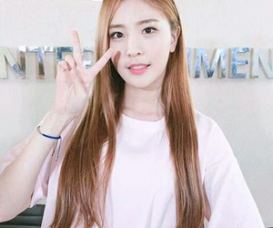 kpop, nahyun, and sonamoo image