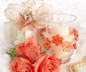 deco, decor, and flower image