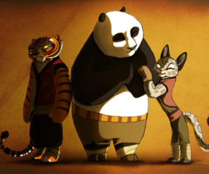 47 Images About Kung Fu Panda On We Heart It See More About Kung