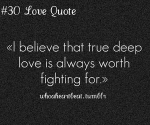always, believe, and deep image