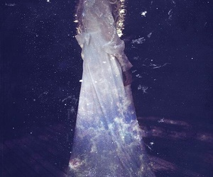 magic, dress, and fantasy image