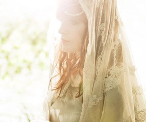 florence and the machine, florence welch, and rabbit heart image