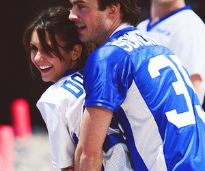 Nina Dobrev, ian somerhalder, and nian image