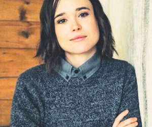 black and white, ellen page, and ellenpage image