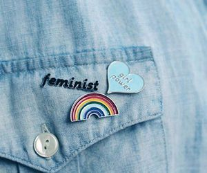 equal rights, feminist, and gay rights image