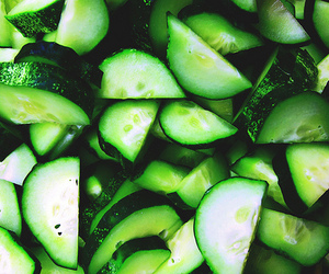 green, lovely, and cumcumber image