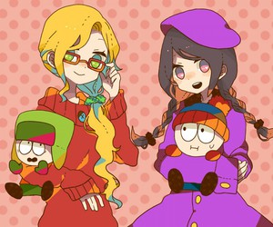 anime and South park image