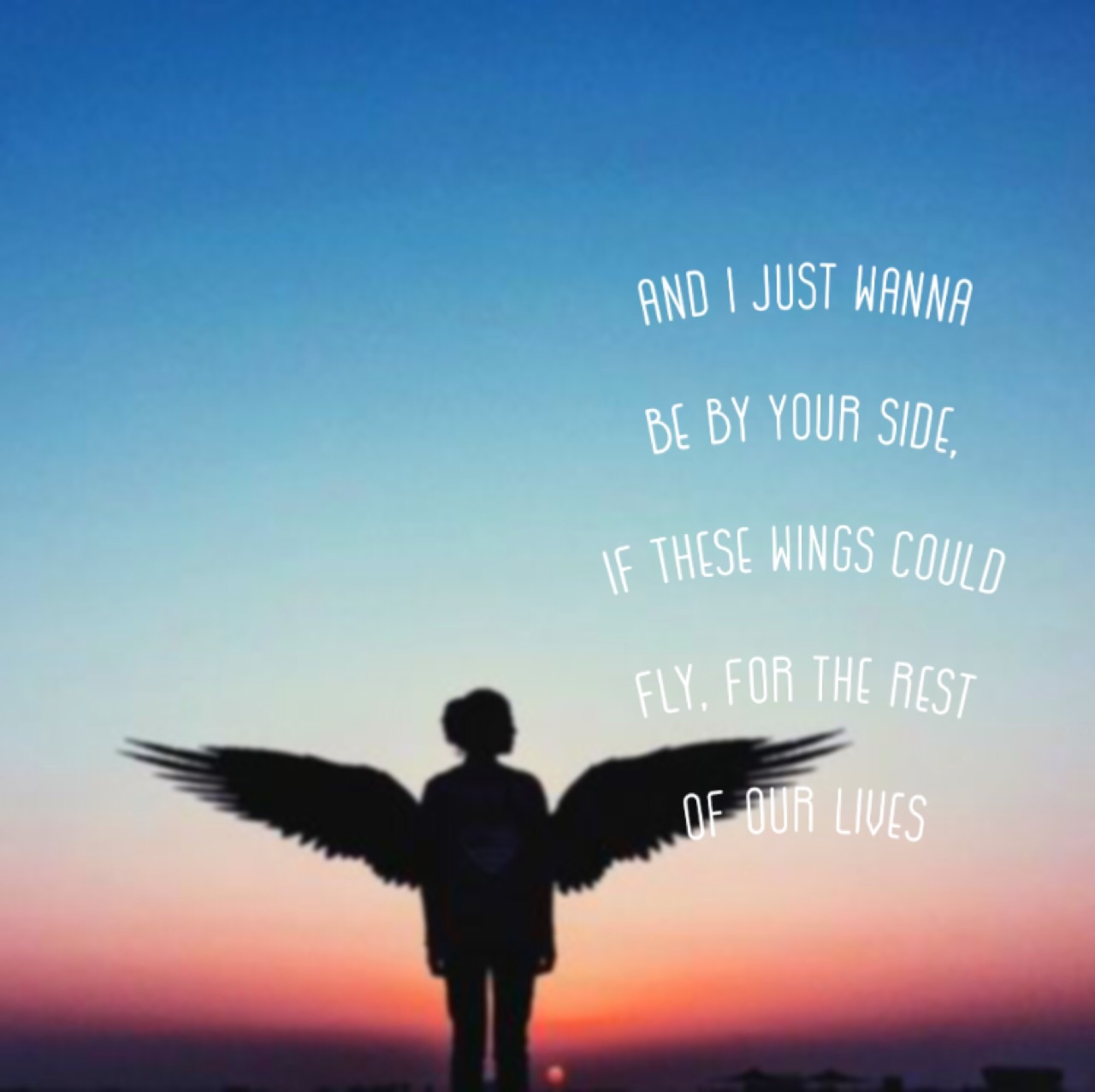 birdy wings love missing you missing quotes life sadness