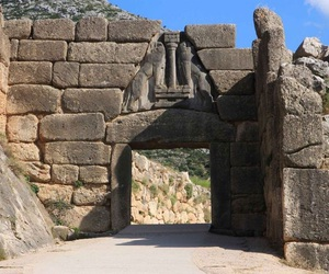 mycenae, agamemnon, and atreus image