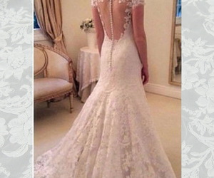 2016, bridal, and bridal gown image