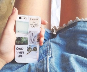 iphone, case, and summer image