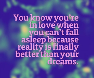 Dream, love quotes, and love image