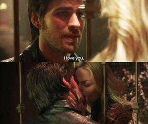 ️ouat, hook, and kiss image