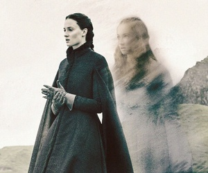sansa stark, got, and game of thrones image