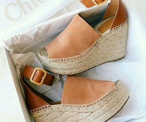 different, cute wedges, and stytle image