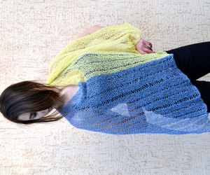 etsy, oversized clothing, and womens shawl wrap image