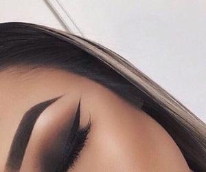 eyebrow, girl, and perfect image