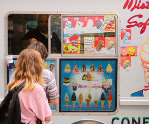 ice cream, tumblr, and aesthetic image