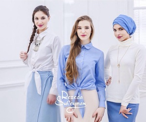 girl and muslim style image