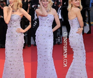 cannes, naomi watts, and red carpet image