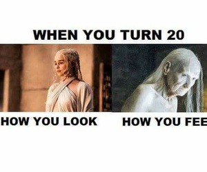 20's, age, and funny image