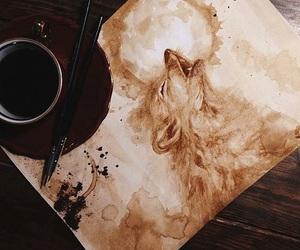 wolf, amazing, and art image
