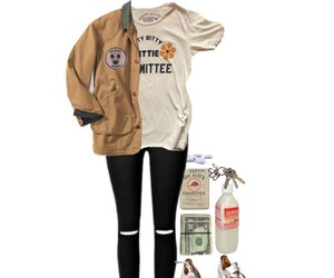 aesthetic, Polyvore, and fashion image