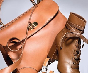 boots, Michael Kors, and shoes image