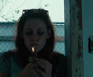 smoke, kristen stewart, and grunge image