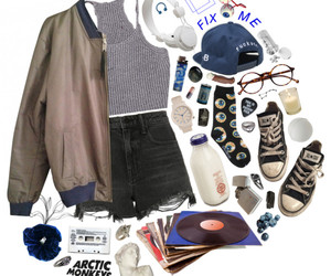 aesthetic, vintage, and fashion image