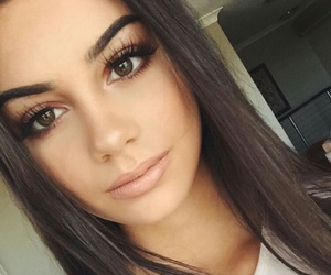 beauty, makeup, and isabella fiori image