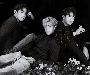 got7, youngjae, and mark image