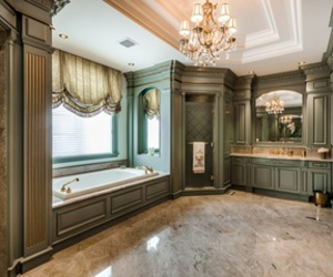 bathroom, dream home, and for sale image