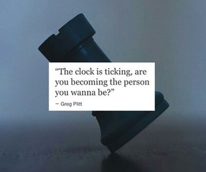 quote, future, and time image