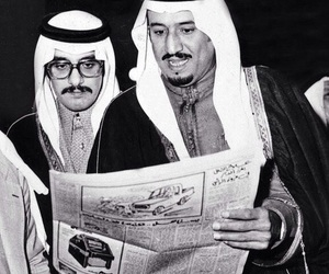 kingdom, saudi arabia, and king salman image