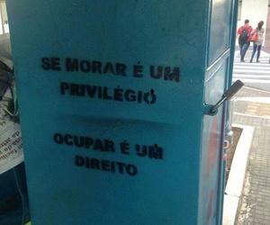 brasil, frases, and olhe os muros image
