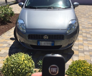 cars, fiat, and italy image