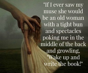 author, books, and inspiration image