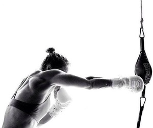 ronda rousey, fighter, and mma image